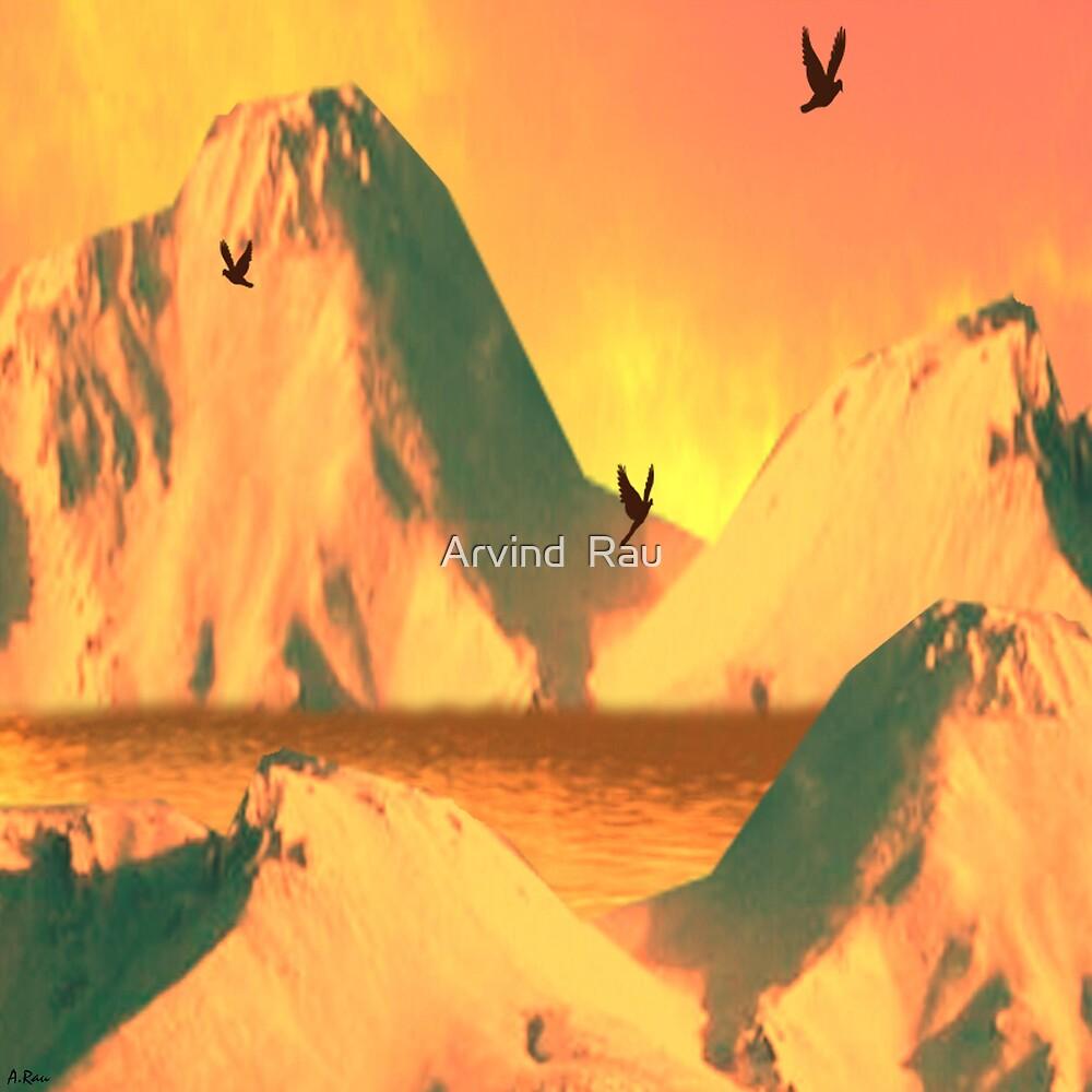 Majestic Scene by artyrau