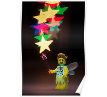 Lego Fairy Poster