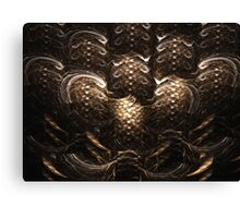 Chromium Canvas Print