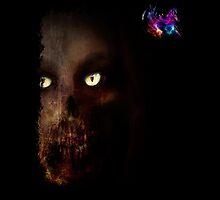 Zombie by GothCardz