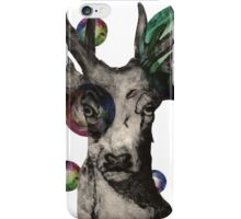 Bubble Stag iPhone Case/Skin
