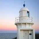 Lighthouse - Shelly Beach, Ballina by AdamDonnelly