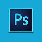 Adobe Photoshop Application Pillow by Kellan Reck