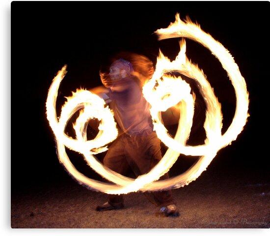 Fire Reflection by Crokuslabel