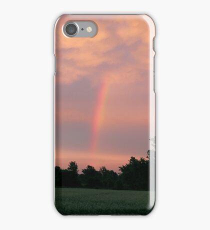 Chasing Rainbows iPhone Case/Skin
