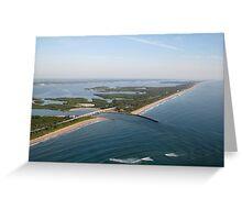 Coastal Views Greeting Card