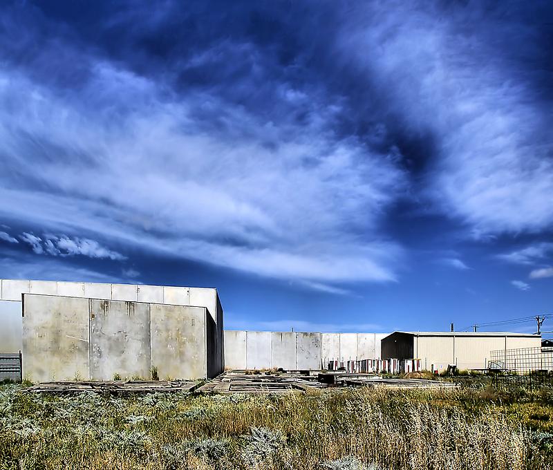 Transitional Industrial Utopia by Paul Louis Villani