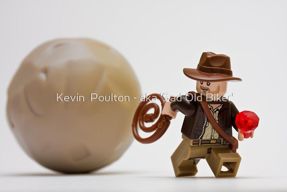Run, Indy ! ! by Kevin  Poulton - aka 'Sad Old Biker'