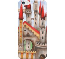 Hearts and Turrets iPhone Case/Skin