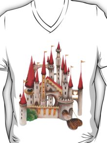 Hearts and Turrets T-Shirt