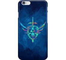 Skyward Sword Blue iPhone Case/Skin
