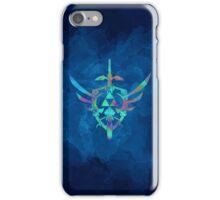 Skyward Sword Blue iPhone Case/Skin