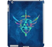 Skyward Sword Blue iPad Case/Skin