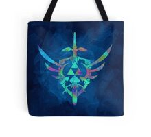 Skyward Sword Blue Tote Bag