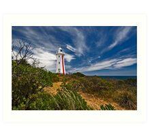 Mersey Bluff Lighthouse Art Print