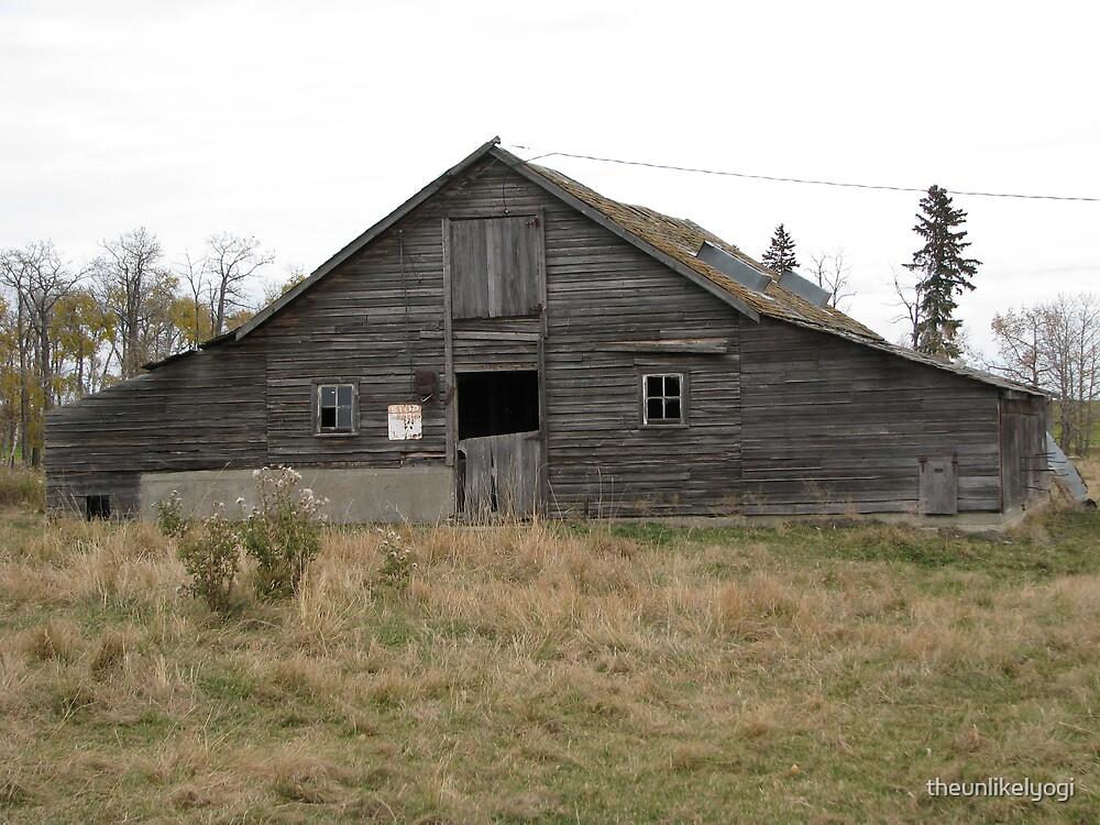the pig barn by theunlikelyogi