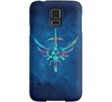 Skyward Sword Blue Alt Samsung Galaxy Case/Skin