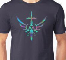 Skyward Sword Blue Alt Unisex T-Shirt