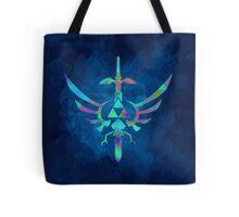 Skyward Sword Blue Alt Tote Bag