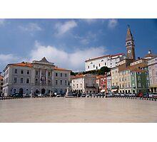 Euro Location Photographic Print