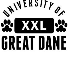 University Of Great Dane by kwg2200