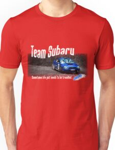 Team Sideways -2007 edition T-Shirt
