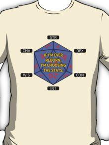 I'm Choosing the Stats T-Shirt