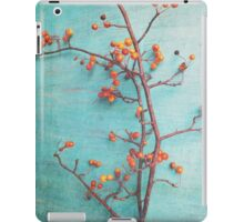 She Hung Her Dreams on Branches iPad Case/Skin