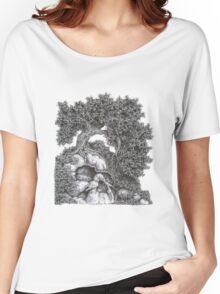 Skull Rock Women's Relaxed Fit T-Shirt