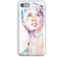 Eyes of Blue iPhone Case/Skin