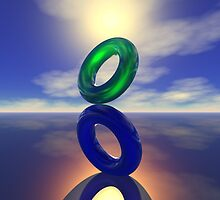 Balance and Harmony by Dave Moilanen
