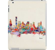 Boston Massachusetts  iPad Case/Skin