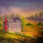 Wild Flowers by Randy Johnson