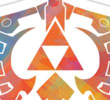Skyward Sword Orange Sticker