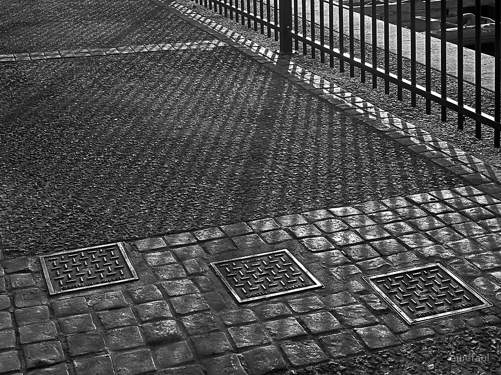 Lines and shadows by awefaul