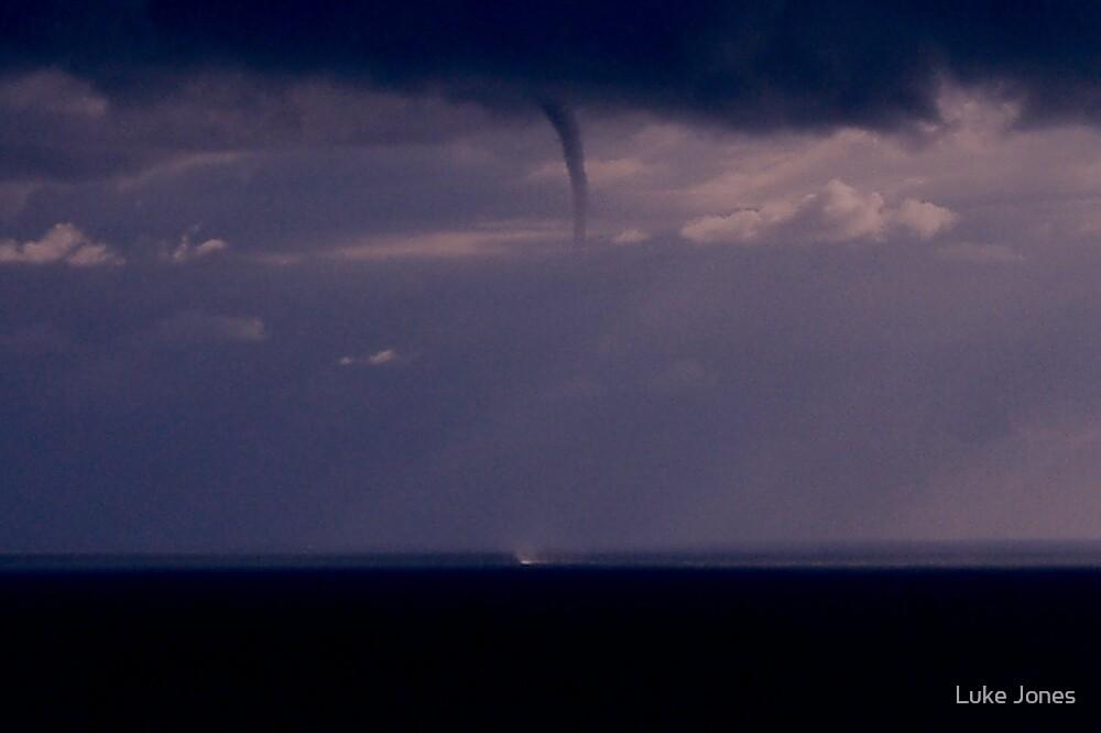 Waterspout by Luke Jones