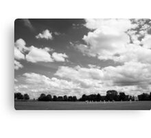 One Saturday Afternoon Canvas Print