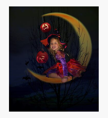 BeWitching Photographic Print