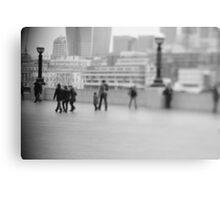 free lensing Canvas Print
