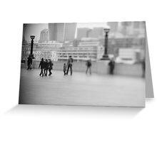 free lensing Greeting Card