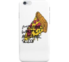Michael Pizza iPhone Case/Skin