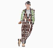 Ferris Bueller by A. TW