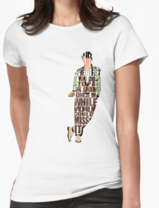 Ferris Bueller Womens Fitted T-Shirt