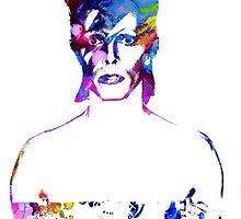 David Bowie by BritishYank