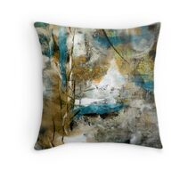 Signs Of The Times II Throw Pillow