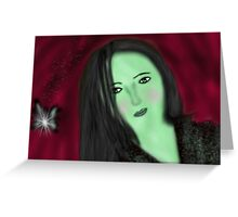 Wickedness of sorts Greeting Card