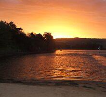 sunset by paigesheree87
