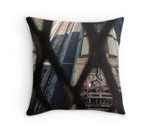 Sleeping train 1 Throw Pillow