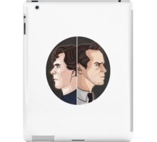 Moriarty X Sherlock iPad Case/Skin