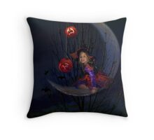 Bewitching (Revised) Throw Pillow